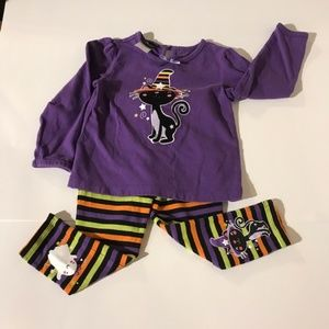 Halloween - Holiday Editions 2 Piece 2T outfit